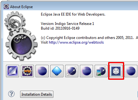 Figure 10.1: The Liferay IDE logo in Eclipse