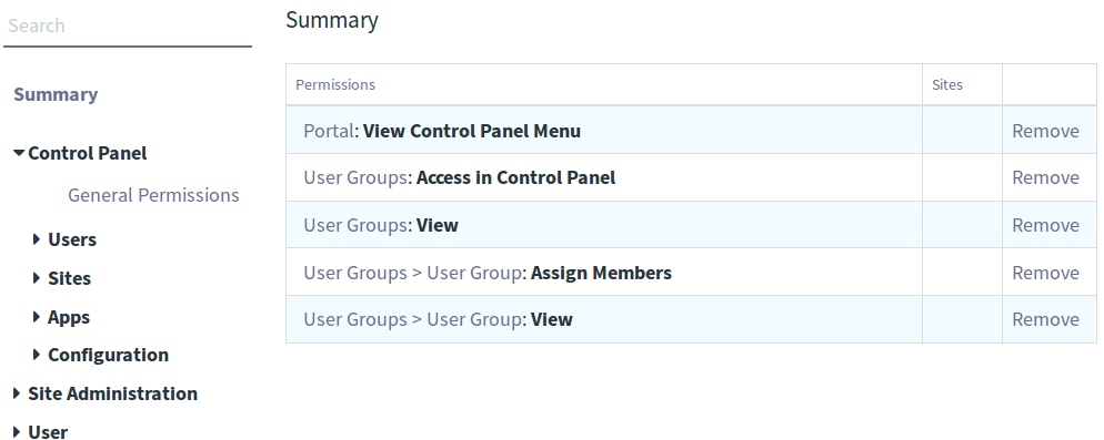 Figure 4: Make sure to test the permissions you grant to custom roles.