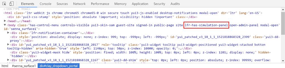 図1:Bottom JSP動的インクルードを使用して、スクリプトを挿入できます。